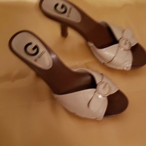 G by guess high heels size8